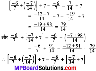 MP Board Class 8th Maths Solutions Chapter 1 परिमेय संख्याएँ Intext Questions img-23