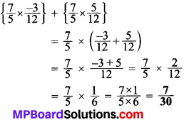 MP Board Class 8th Maths Solutions Chapter 1 परिमेय संख्याएँ Intext Questions img-31