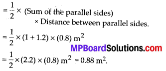MP Board Class 8th Maths Solutions Chapter 11 Mensuration Ex 11.2 2