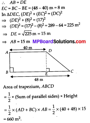 MP Board Class 8th Maths Solutions Chapter 11 Mensuration Ex 11.2 5