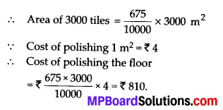 MP Board Class 8th Maths Solutions Chapter 11 Mensuration Ex 11.2 60
