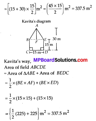MP Board Class 8th Maths Solutions Chapter 11 Mensuration Ex 11.2 65