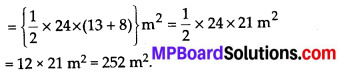 MP Board Class 8th Maths Solutions Chapter 11 Mensuration Ex 11.2 8
