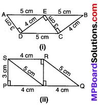 MP Board Class 8th Maths Solutions Chapter 3 चतुर्भुजों को समझना Ex 3.2 img-6