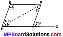 MP Board Class 8th Maths Solutions Chapter 3 चतुर्भुजों को समझना Ex 3.3 img-4