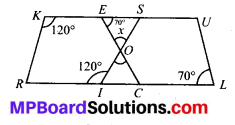 MP Board Class 8th Maths Solutions Chapter 3 Understanding Quadrilaterals Ex 3.3 8