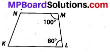 MP Board Class 8th Maths Solutions Chapter 3 Understanding Quadrilaterals Ex 3.3 9