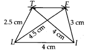 MP Board Class 8th Maths Solutions Chapter 4 Practical Geometry Ex 4.2 1