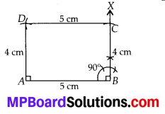 MP Board Class 8th Maths Solutions Chapter 4 Practical Geometry Ex 4.5 3