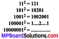MP Board Class 8th Maths Solutions Chapter 6 वर्ग और वर्गमूल Ex 6.1 img-1