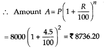 MP Board Class 8th Maths Solutions Chapter 8 Comparing Quantities Ex 8.3 17