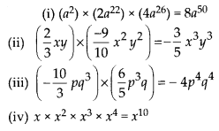 MP Board Class 8th Maths Solutions Chapter 9 Algebraic Expressions and Identities Ex 9.3 2