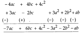 MP Board Class 8th Maths Solutions Chapter 9 Algebraic Expressions and Identities Ex 9.3 6