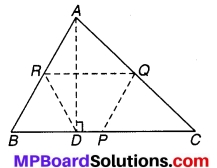 MP Board Class 9th Maths Solutions Chapter 10 वृत्त Additional Questions 1