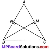 MP Board Class 9th Maths Solutions Chapter 10 वृत्त Additional Questions 8