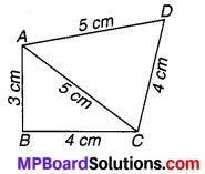 MP Board Class 9th Maths Solutions Chapter 12 हीरोन का सूत्र Ex 12.2 2