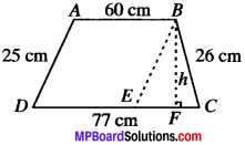 MP Board Class 9th Maths Solutions Chapter 12 Heron's Formula Ex 12.1 img-15
