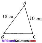 MP Board Class 9th Maths Solutions Chapter 12 Heron's Formula Ex 12.1 img-6