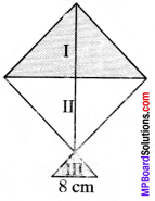 MP Board Class 9th Maths Solutions Chapter 12 Heron's Formula Ex 12.2 img-11
