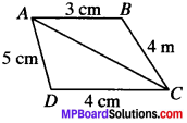 MP Board Class 9th Maths Solutions Chapter 12 Heron's Formula Ex 12.2 img-2