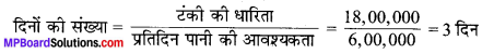 MP Board Class 9th Maths Solutions Chapter 13 पृष्ठीय क्षेत्रफल एवं आयतन Ex 13.5 image 1