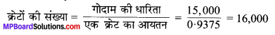 MP Board Class 9th Maths Solutions Chapter 13 पृष्ठीय क्षेत्रफल एवं आयतन Ex 13.5 image 2