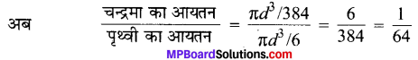 MP Board Class 9th Maths Solutions Chapter 13 पृष्ठीय क्षेत्रफल एवं आयतन Ex 13.8 image 1
