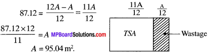 MP Board Class 9th Maths Solutions Chapter 13 Surface Areas and Volumes Ex 13.2 img-2