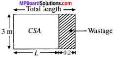 MP Board Class 9th Maths Solutions Chapter 13 Surface Areas and Volumes Ex 13.3 img-3