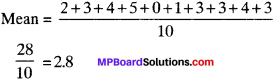 MP Board Class 9th Maths Solutions Chapter 14 Statistics Ex 14.4 img-1