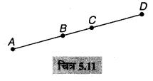 MP Board Class 9th Maths Solutions Chapter 5 युक्लिड के ज्यामिति का परिचय Ex 5.1 9