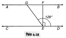 MP Board Class 9th Maths Solutions Chapter 6 रेखाएँ और कोण Ex 6.2 3