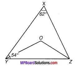 MP Board Class 9th Maths Solutions Chapter 6 रेखाएँ और कोण Ex 6.3 2