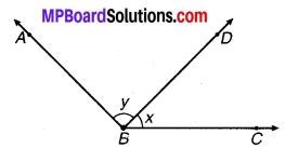 MP Board Class 9th Maths Solutions Chapter 6 रेखाएँ और कोण Ex 6.3 20