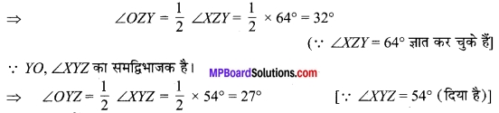 MP Board Class 9th Maths Solutions Chapter 6 रेखाएँ और कोण Ex 6.3 2A