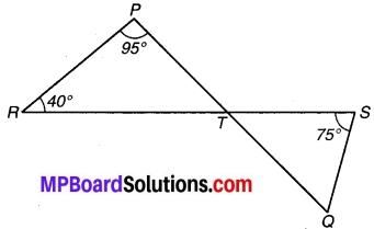 MP Board Class 9th Maths Solutions Chapter 6 रेखाएँ और कोण Ex 6.3 4