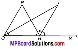 MP Board Class 9th Maths Solutions Chapter 6 रेखाएँ और कोण Ex 6.3 6