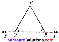 MP Board Class 9th Maths Solutions Chapter 6 Lines and Angles Ex 6.1 img-3
