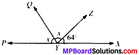 MP Board Class 9th Maths Solutions Chapter 6 Lines and Angles Ex 6.1 img-6