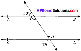 MP Board Class 9th Maths Solutions Chapter 6 Lines and Angles Ex 6.2 img-1
