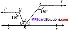 MP Board Class 9th Maths Solutions Chapter 6 Lines and Angles Ex 6.2 img-4