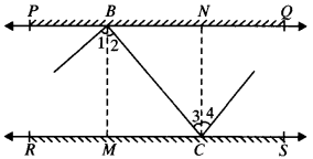 MP Board Class 9th Maths Solutions Chapter 6 Lines and Angles Ex 6.2 img-7