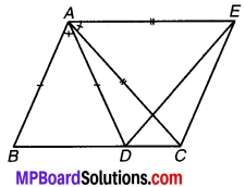MP Board Class 9th Maths Solutions Chapter 7 त्रिभुज Ex 7.1 6
