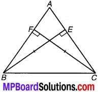 MP Board Class 9th Maths Solutions Chapter 7 त्रिभुज Ex 7.3 4