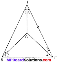 MP Board Class 9th Maths Solutions Chapter 7 Triangles Ex 7.2 img-1