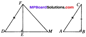 MP Board Class 9th Maths Solutions Chapter 7 Triangles Ex 7.2 img-11