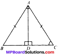 MP Board Class 9th Maths Solutions Chapter 7 Triangles Ex 7.2 img-2