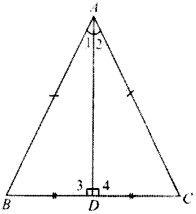 MP Board Class 9th Maths Solutions Chapter 7 Triangles Ex 7.3 img-2