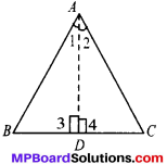 MP Board Class 9th Maths Solutions Chapter 7 Triangles Ex 7.3 img-3
