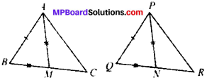 MP Board Class 9th Maths Solutions Chapter 7 Triangles Ex 7.3 img-4